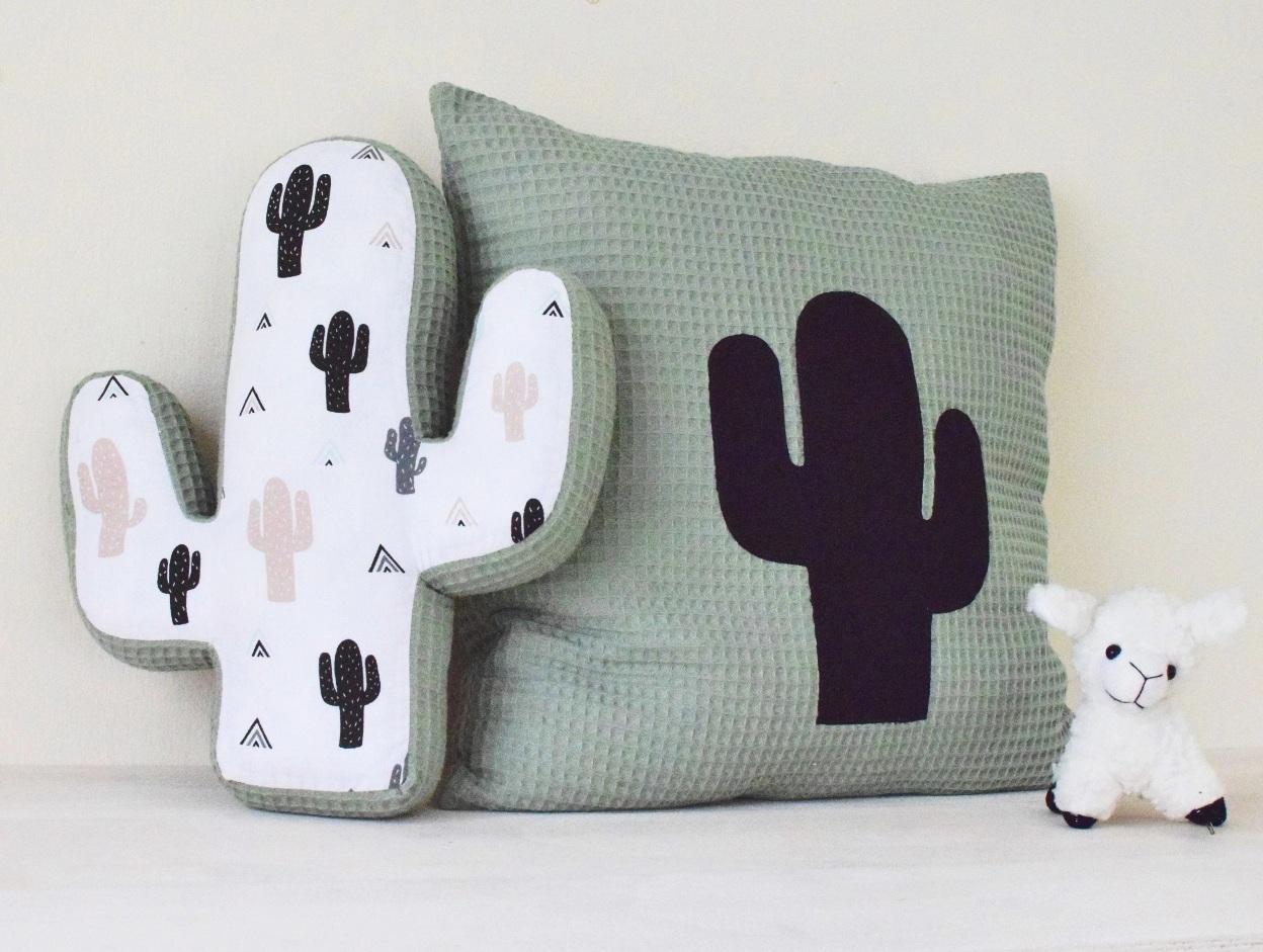 set cactus kussens 5