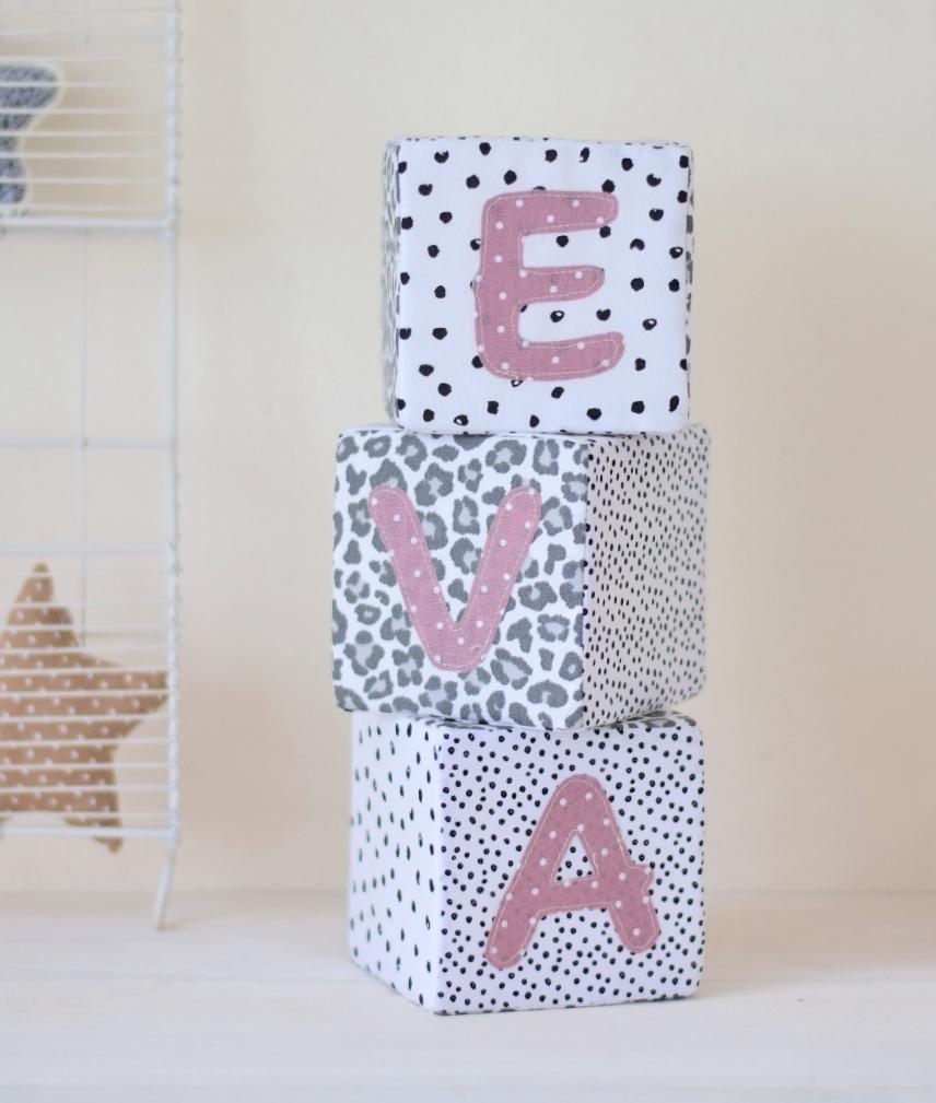 letterblokken Eva